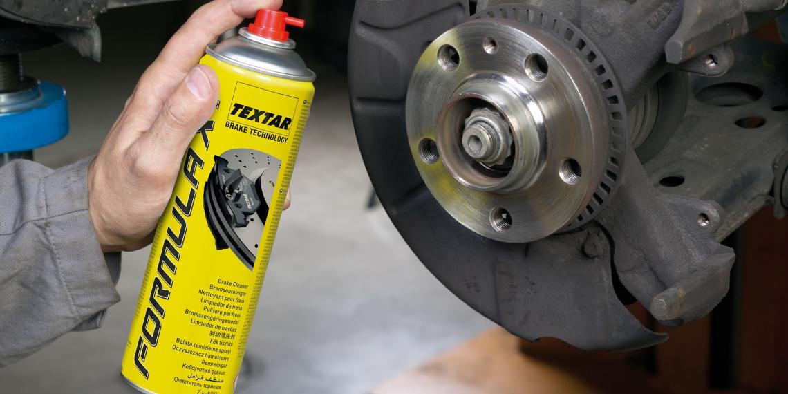 Новое экологическое одобрение для очистителя тормозов Textar