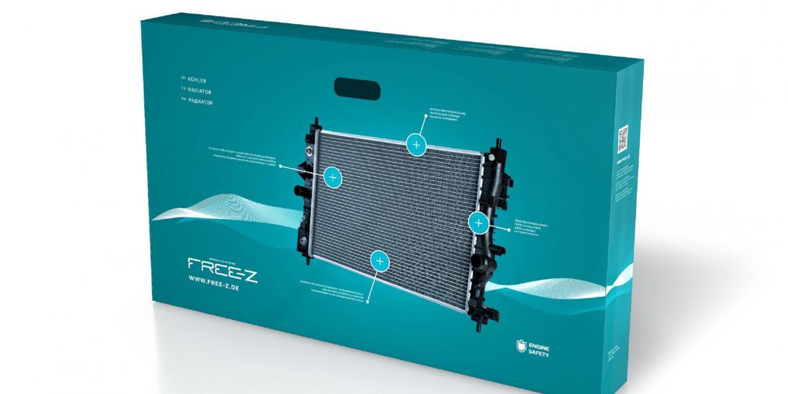 Новый дизайн упаковки FREE-Z