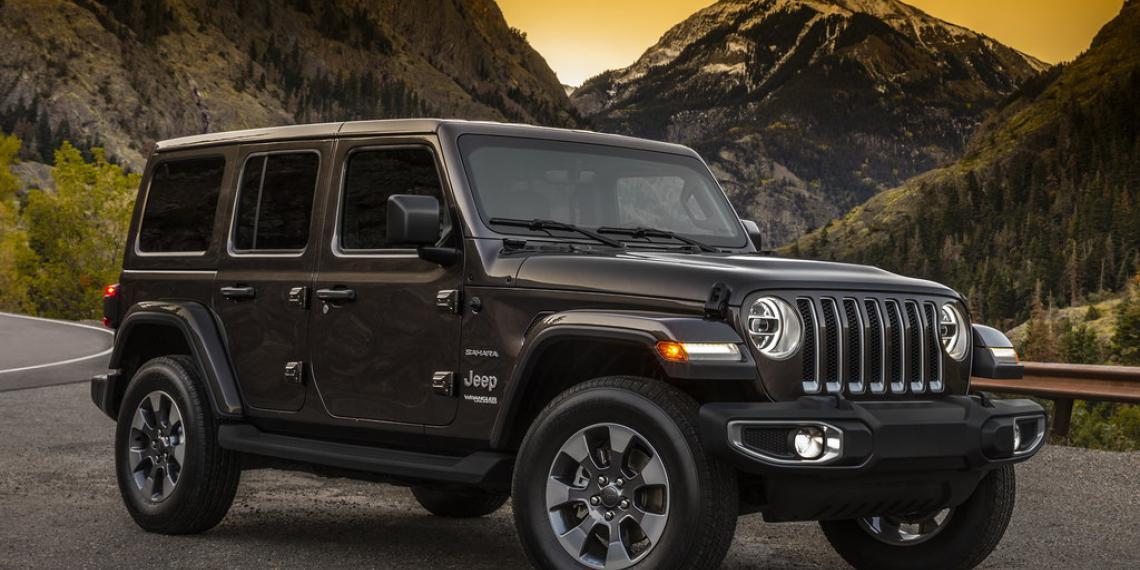 Новая технология Continental для Jeep
