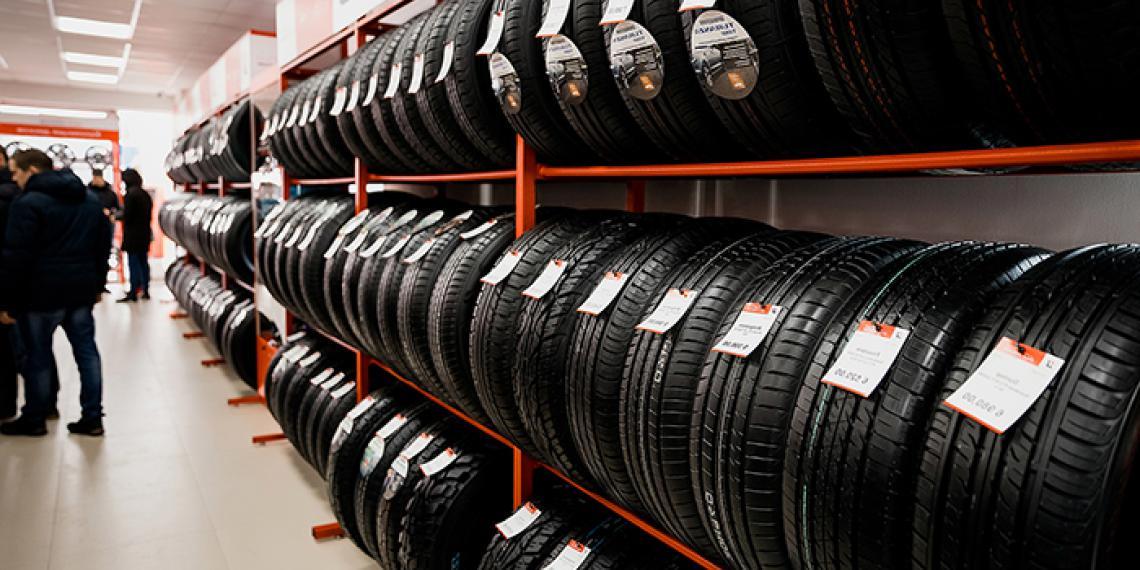 Новый официальный шинный центр Bridgestone