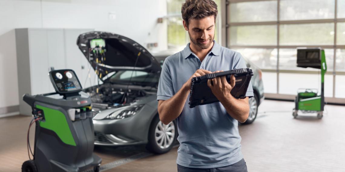 Новая система Bosch позволит экономить время