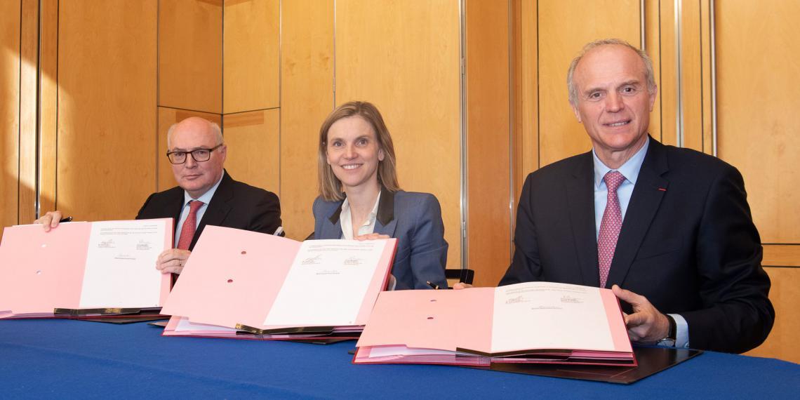 Союз Мишлен и Faurecia для создания лидера в области мобильности на основе водородного топлива