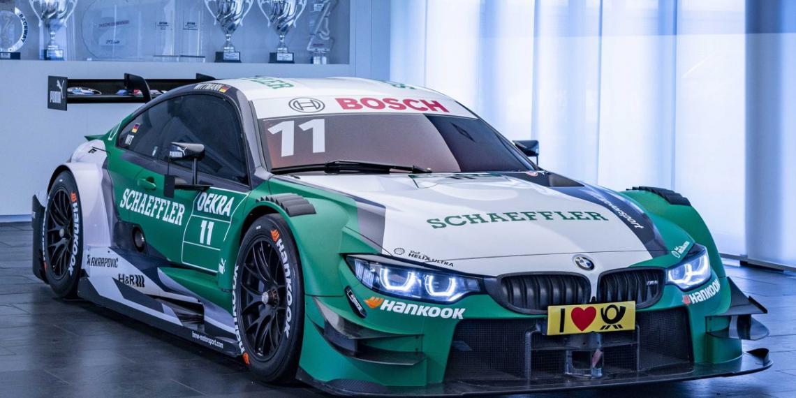 Schaeffler новый партнер BMW M Motorsport в гоночной серии DTM