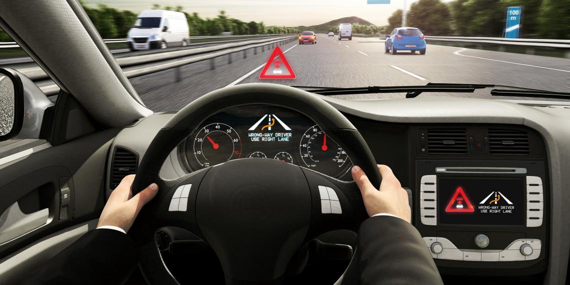 Система Bosch предупредит водителя о выезде на