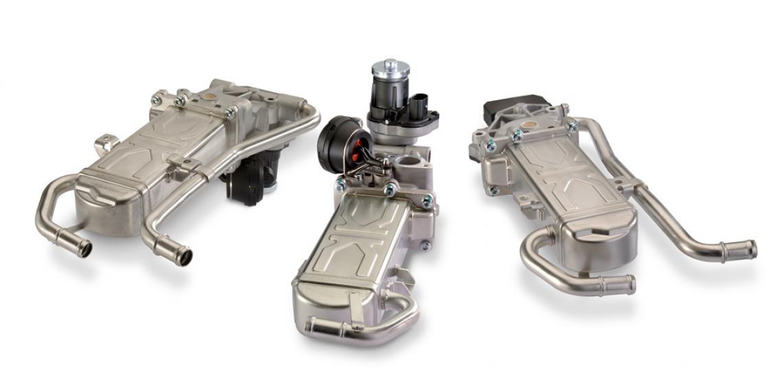Motorservice вывела на рынок три новых типа модулей охладителей EGR