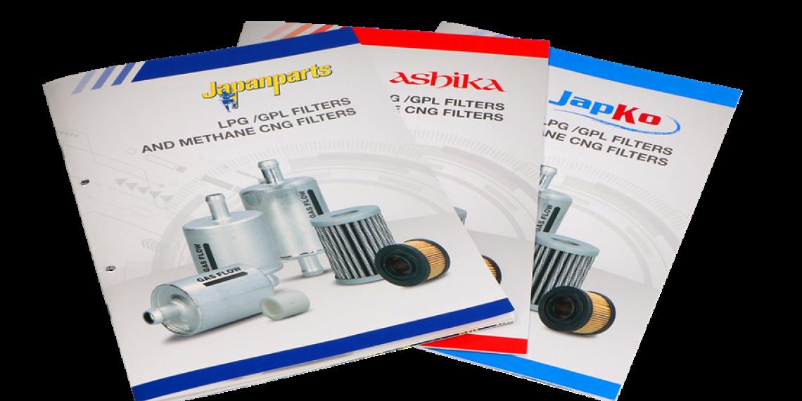 Фильтры Japanparts для сжиженного нефтяного газа и метана