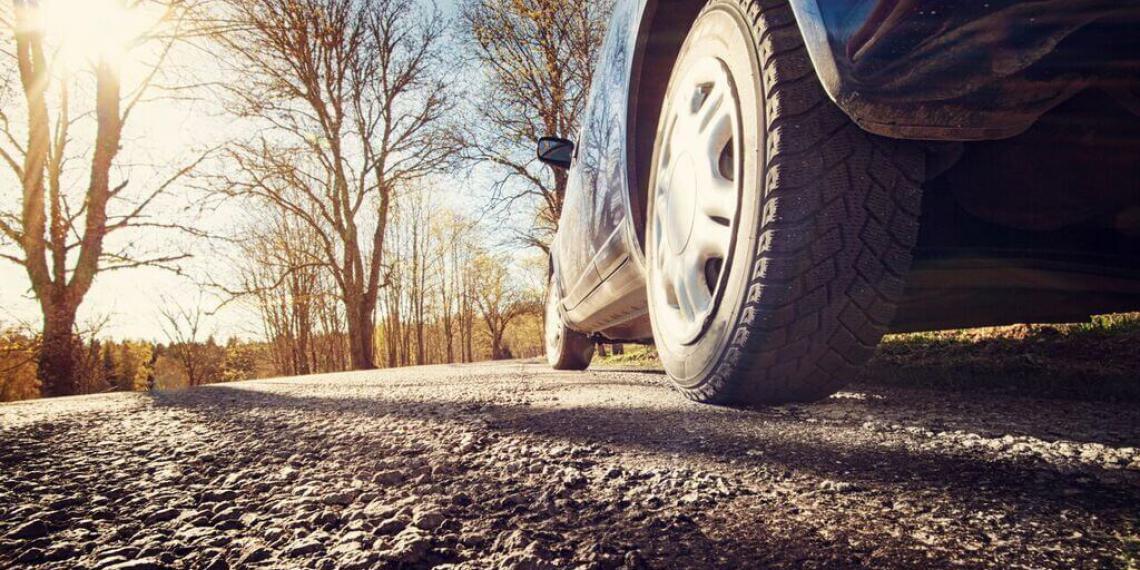 Continental предупредила о возможных рисках на дороге весной