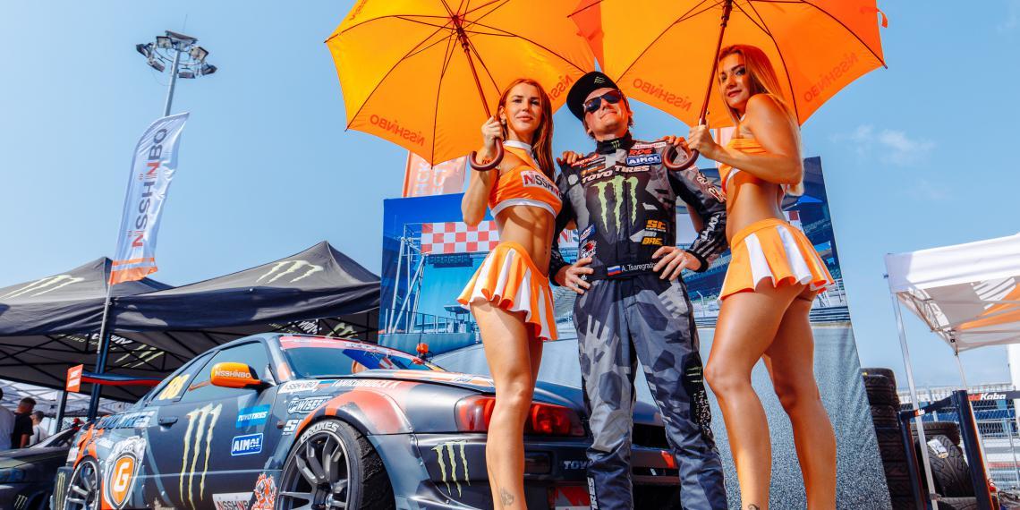 Nisshinbo продолжит поддержку гонщика на RDS GP