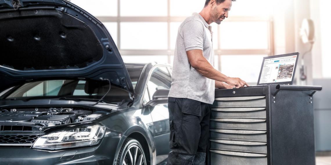 Bosch показал новое программное обеспечение для автомастерских