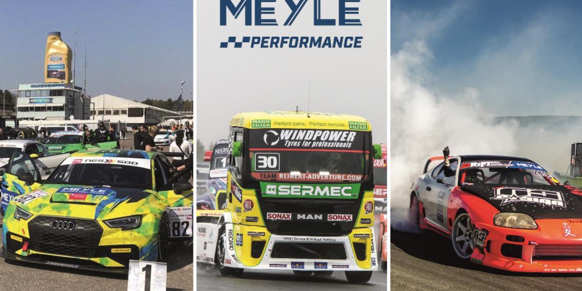 MEYLE составил обширную спонсорскую программу на 2019 год