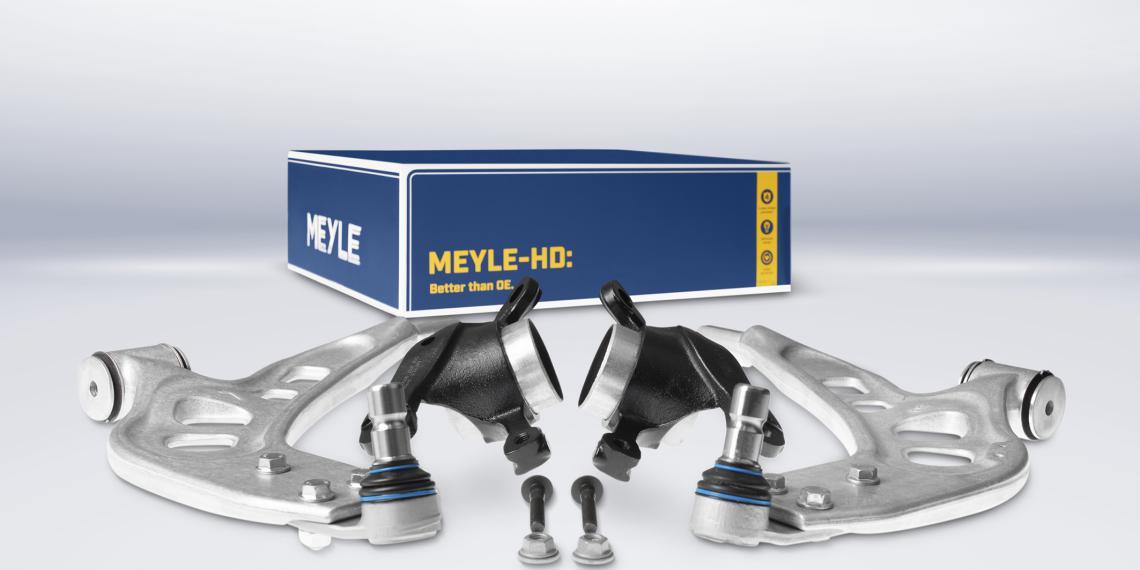 Усовершенствованный поперечный рычаг MEYLE-HD для BMW и MINI