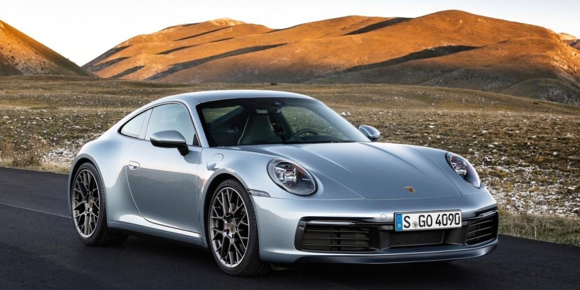 Sidem и Porsche