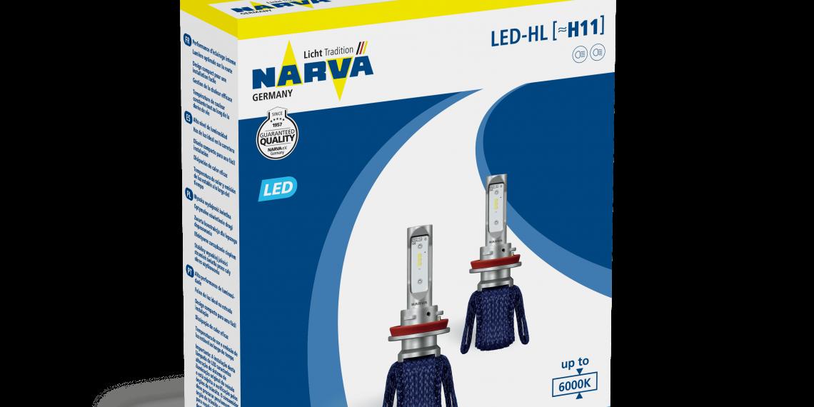 NARVA расширила ассортимент светодиодных ламп