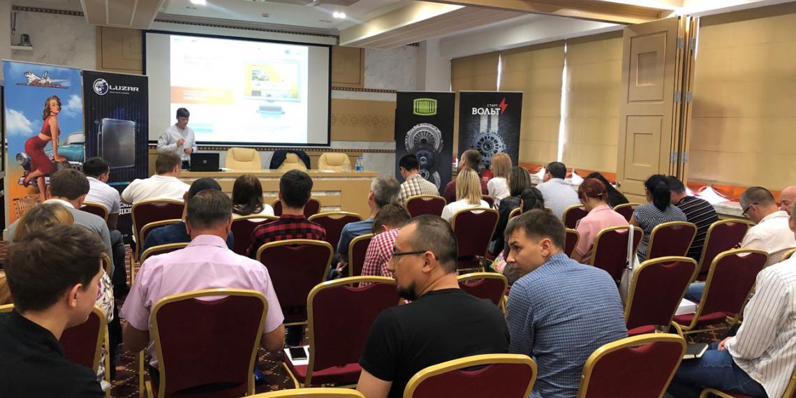 Технический семинар Карвиль в Казани