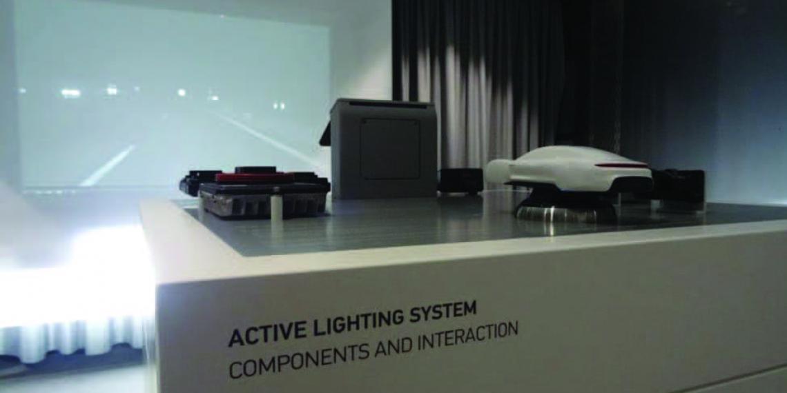 Комплексная платформа HELLA для конфигурации сложных систем освещения