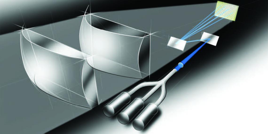 HELLA разрабатывает прототип системы автомобильного освещения на базе лазерных технологий