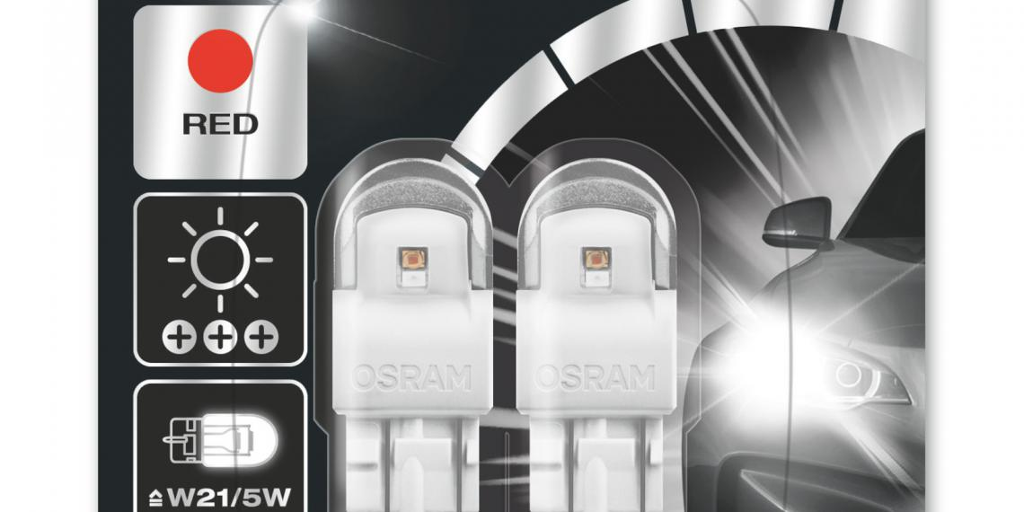 OSRAM выпустила новое поколение сигнальных автоламп