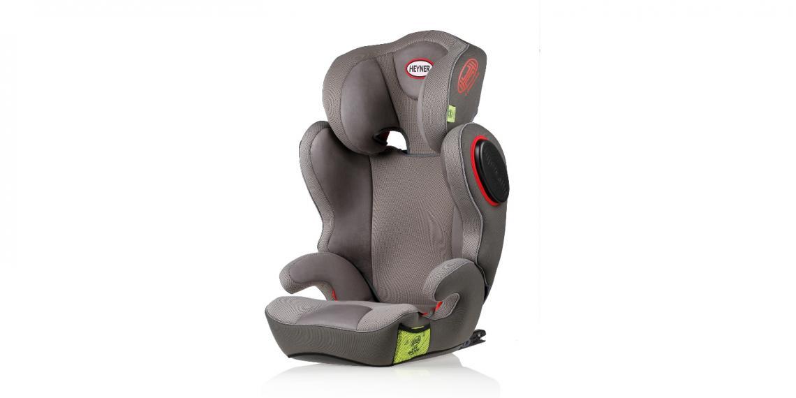 Новое облегченное детское кресло HEYNER