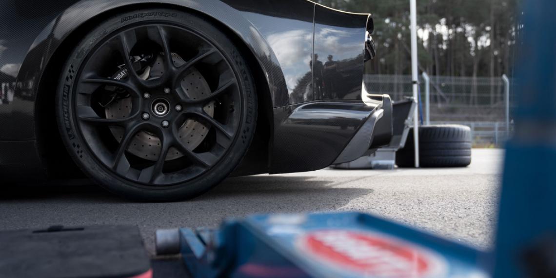 MICHELIN Pilot Sport Cup 2 стала самой быстрой серийной шиной в мире