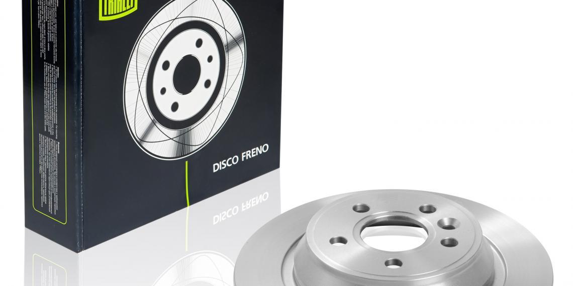 TRIALLI расширила ассортимент группы тормозных дисков