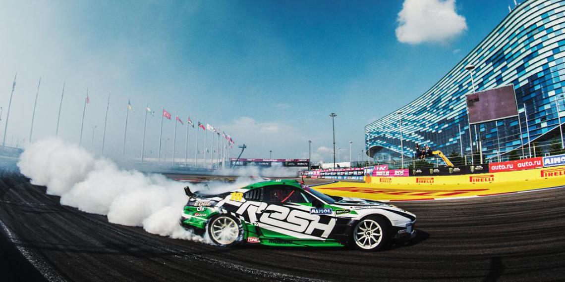 Castrol технический партнер Fresh Auto на RDS GP