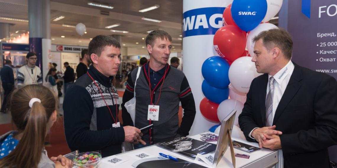 Выставка в Екатеринбурге была задумана в оптимальном формате
