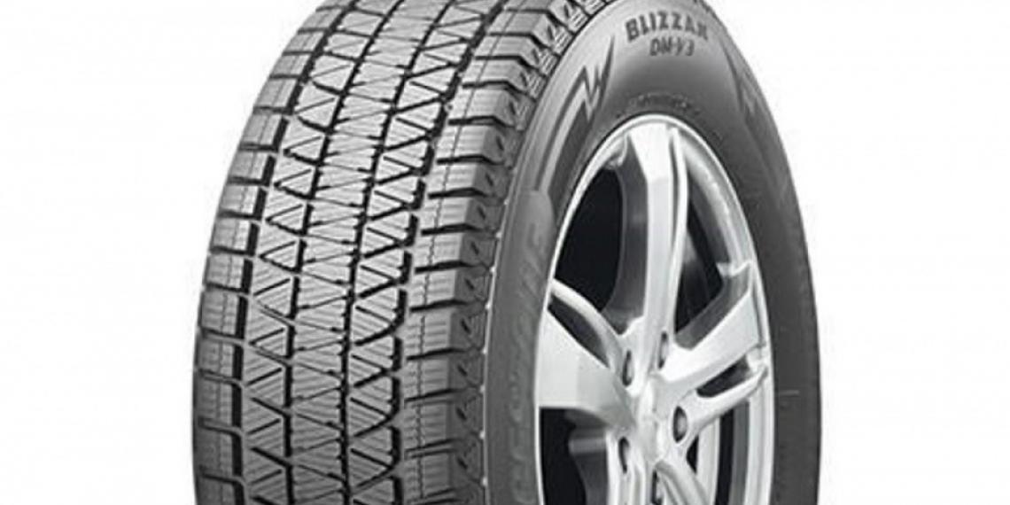 Новое поколение фрикционных шин Bridgestone