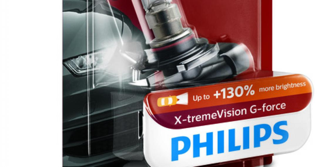 Philips расширила ассортимент галогенных ламп