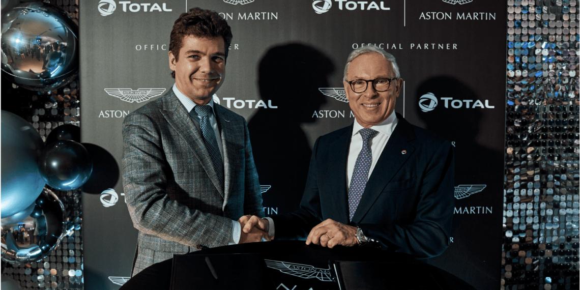Тотал Восток и Aston Martin расширяют сотрудничество