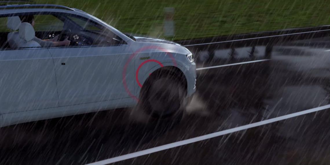 HELLA начала использовать функцию контроля влажности в серийном производстве автомобилей
