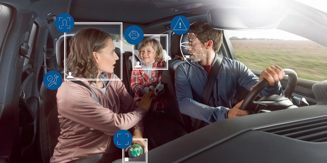 Bosch разработала средство предотвращения критических ситуаций за рулем