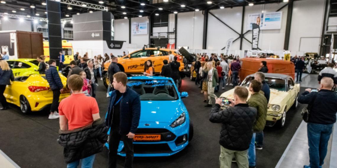 Петербургский международный автосалон 2020