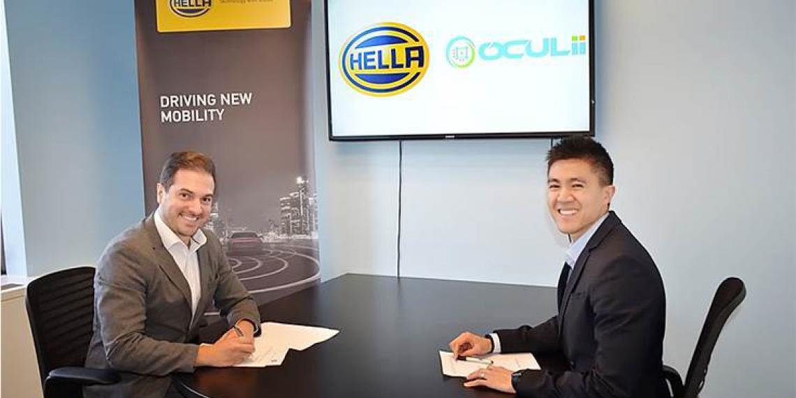 HELLA и Oculii объявили о совместном создании ПО для радарных систем