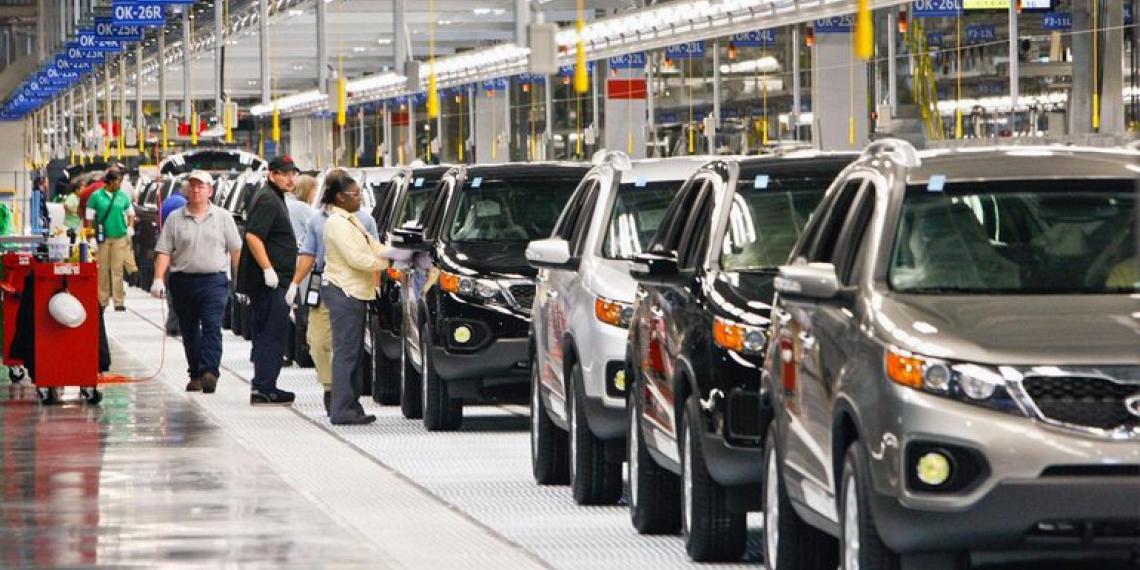 Автоконцерны вынуждены приостановить работу из-за китайских запчастей