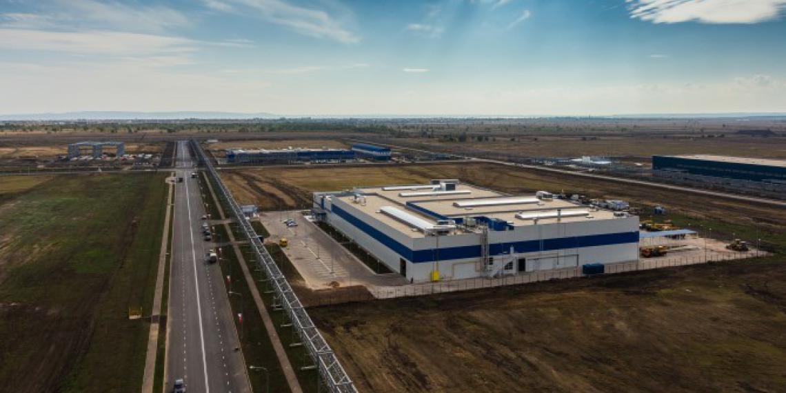 Новый завод автозапчастей в Тольятти