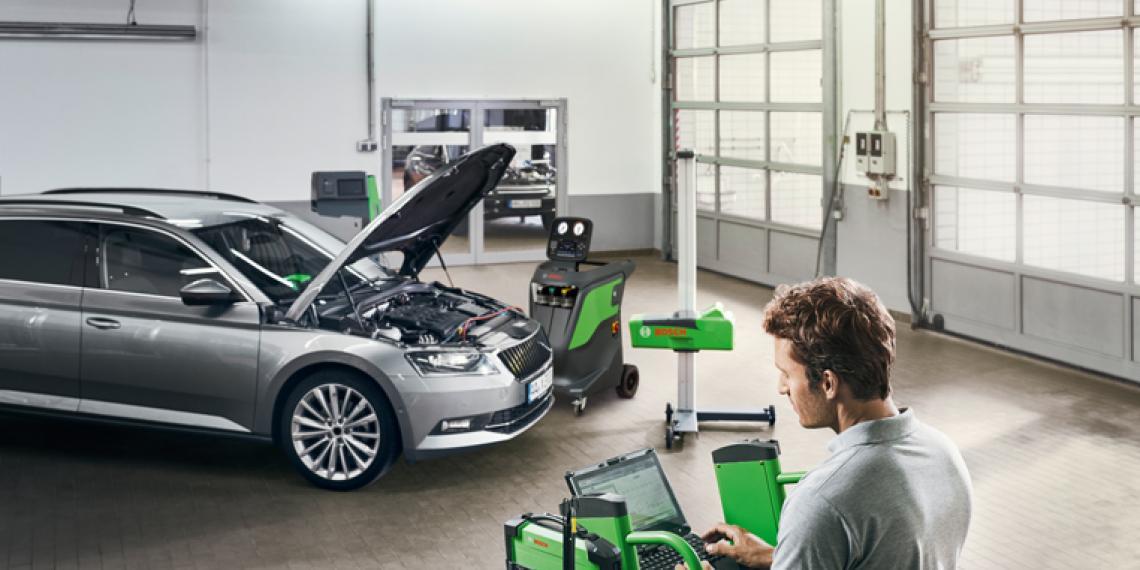 Bosch победила в номинации «Оборудование для автомастерских»