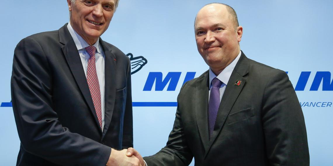 Группа Мишлен и Глобальный союз IndustriALL подписали соглашение о создании Всемирного производственного совета