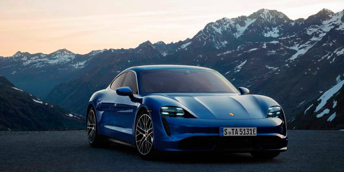 Porsche инвестирует в разработки около 10 млрд евро