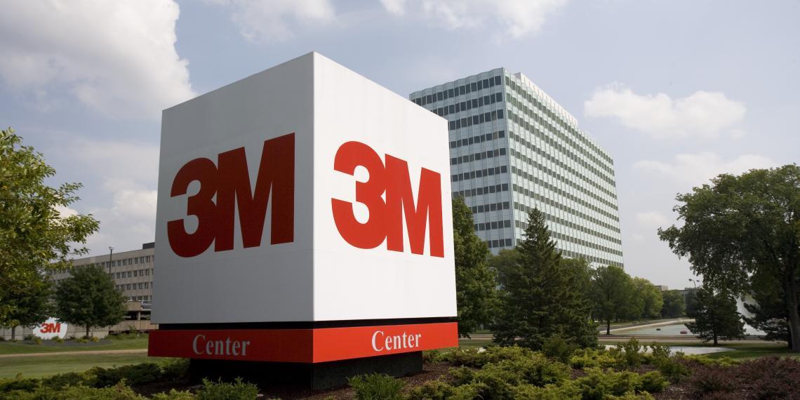 3M увеличивает мощности для производства силовых респираторов