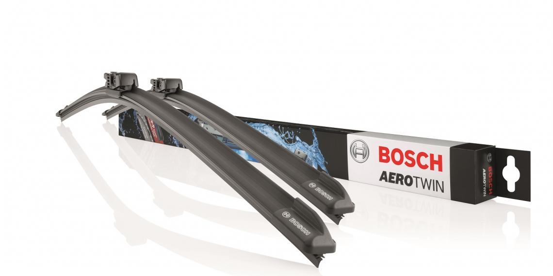 Bosch обновила приложение по подбору щеток стеклоочистителей