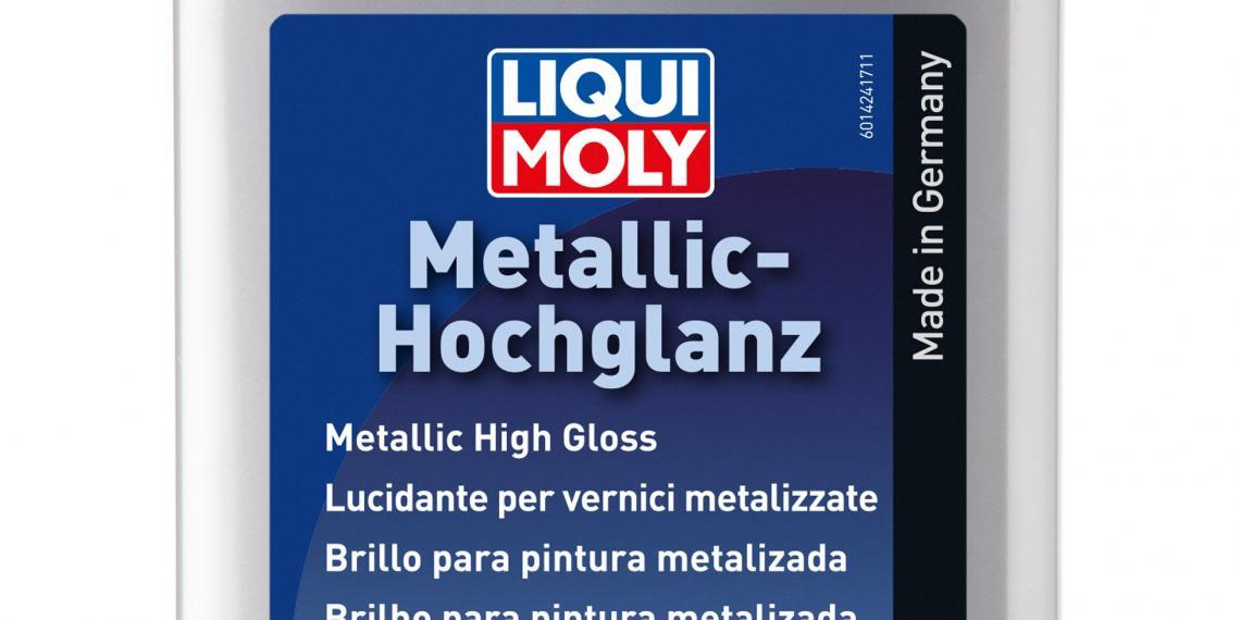 LIQUI MOLY расширила ассортимент полиролей