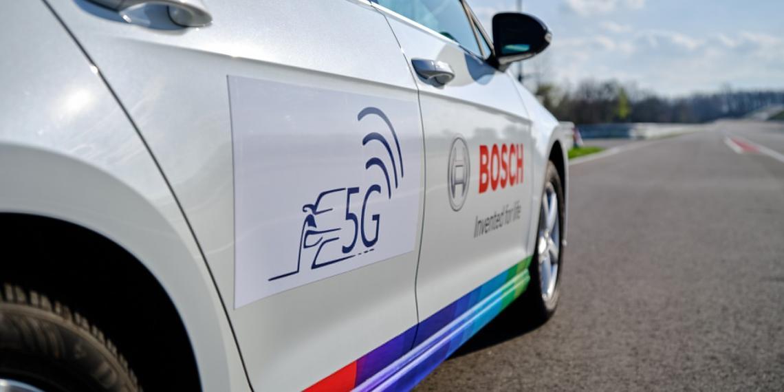 О ситуации на дороге расскажет 5G