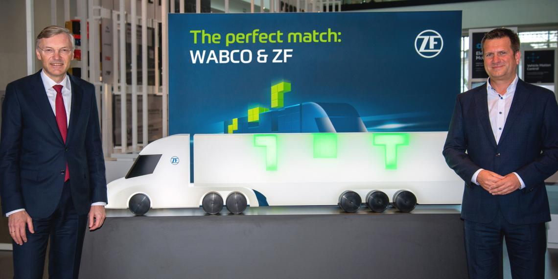 ZF завершил сделку по приобретению WABCO