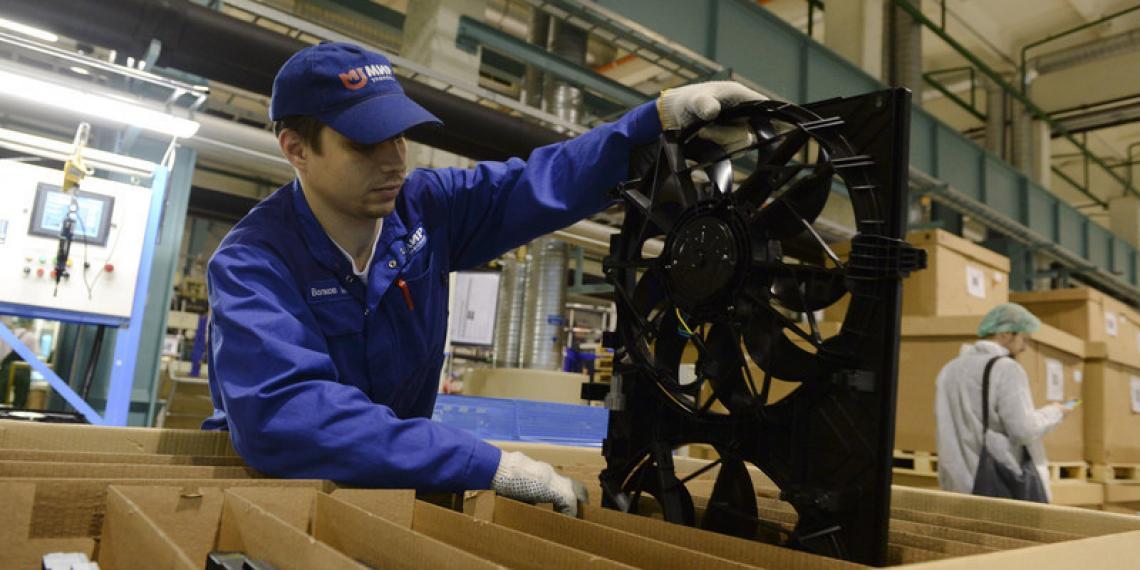 Минпромторг намерен поддержать производство автокомпонентов