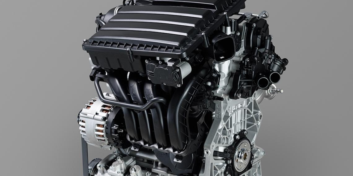 Volkswagen выпустил 600-тысячный двигатель на заводе в Калуге