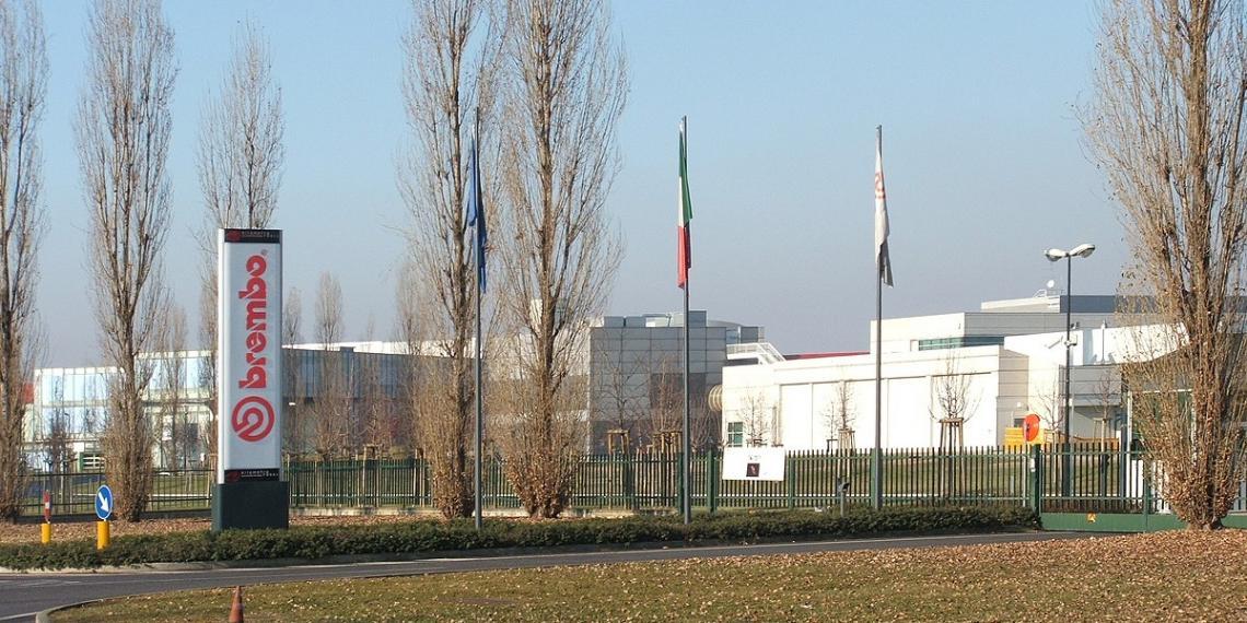 Brembo завершила процесс приобретения акций Pirelli