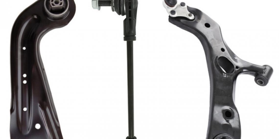 Новые детали рулевого управления Sidem