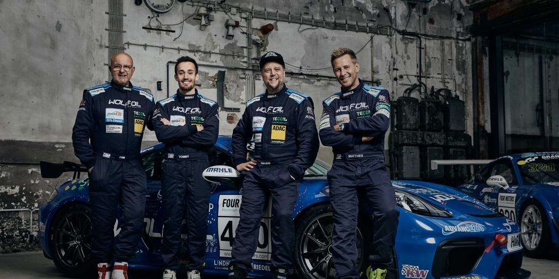 Wolf объявила о новом партнерстве с гоночной командой