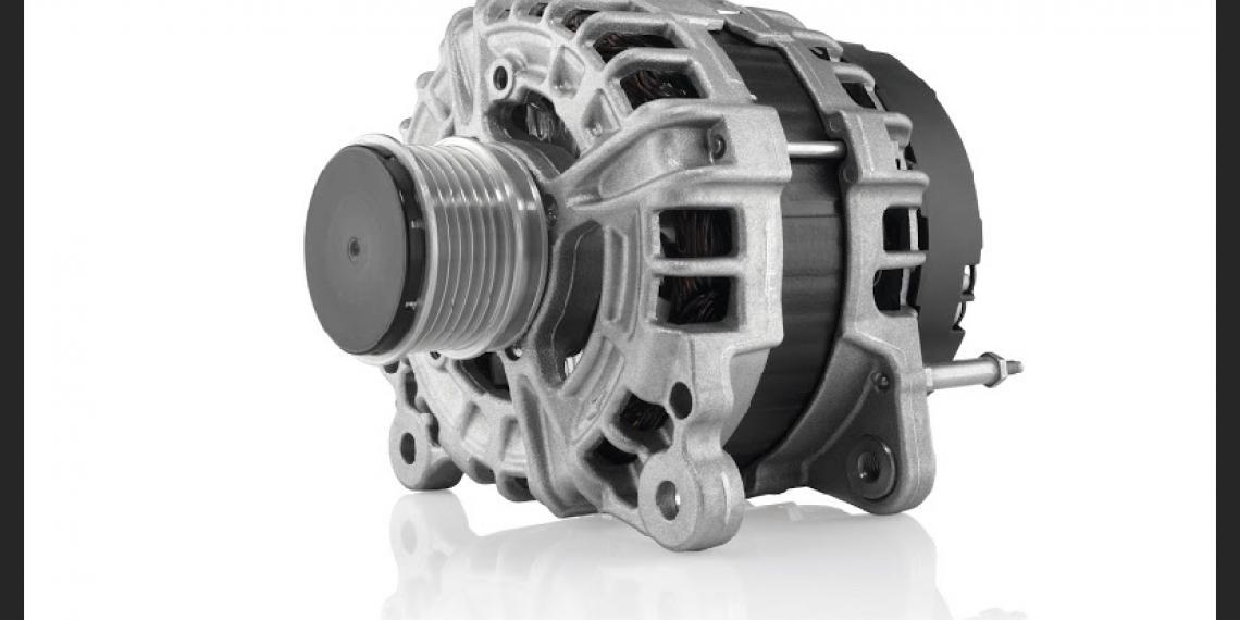 Генераторы в умной системе зарядки Ford «Smart Charge»