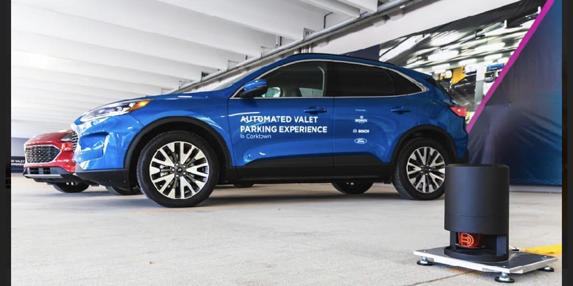 Ford, Bedrock и Bosch работают над технологией высокой автоматизации